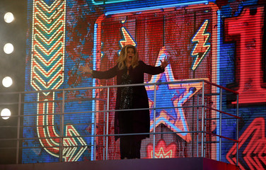 Contestant Kirstie Alley arrives as the reality show 'Celebrity Big Brother' starts, in Elstree
