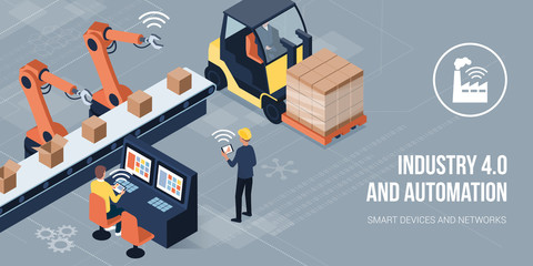 Industry 4.0 and automation