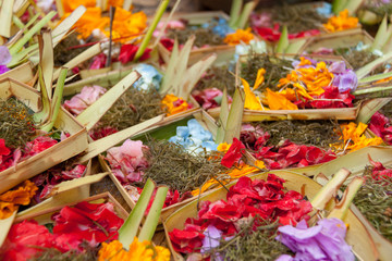Balinese offering (2)