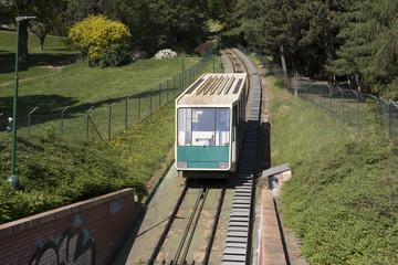 Prague public tranportation system