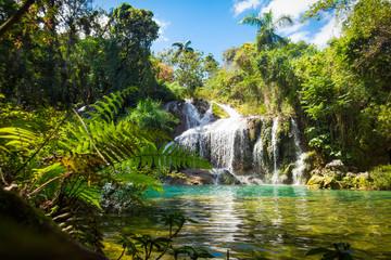 Poceta de Cristal im El Nicho Nationalpark
