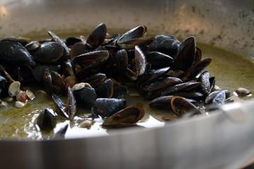 mussels - Italian cuisine