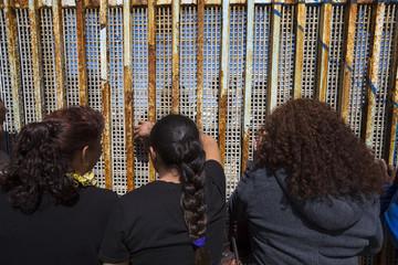 Tijuana - il muro della vergogna