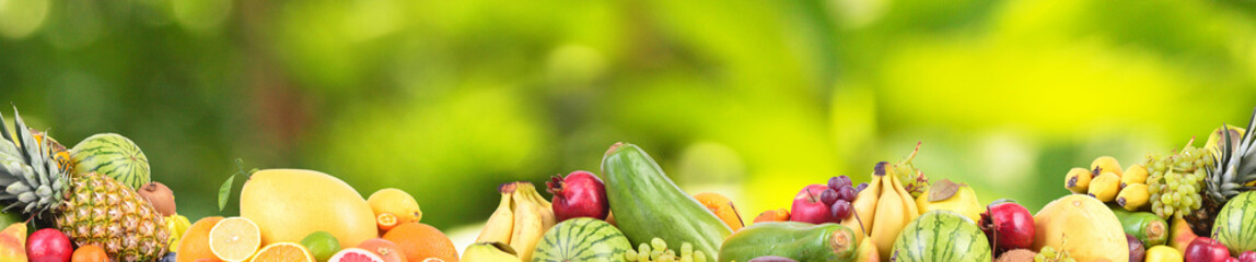 Fruits from your favorite garden