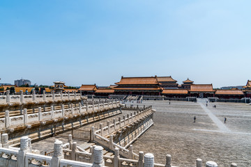 Visit the Forbidden City in Beijing, China