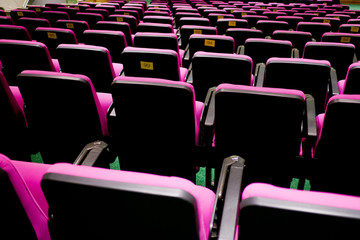 cinema seats, movie, theatre