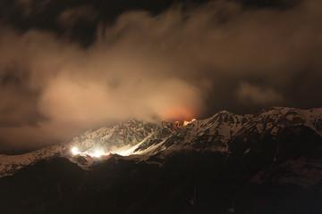 Alpi di Innsbruck