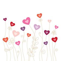 Heartflowers Heart In Heart