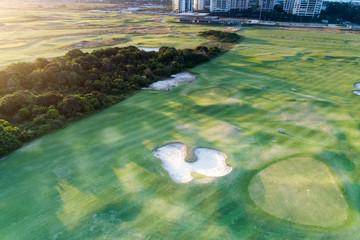 Campo de Golfe olímpico, Barra da Tijuca