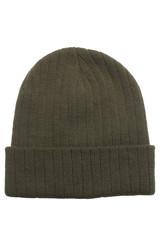 Warm woolen knitted hat