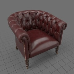 Oxford tub chair