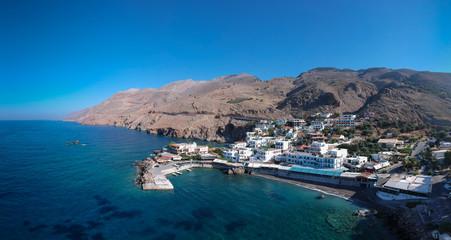 Hora Sfakion (Crète)