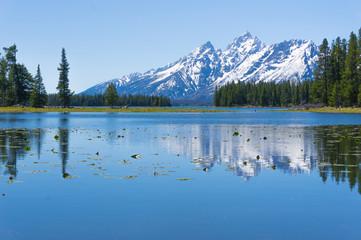 Wyoming Reflection