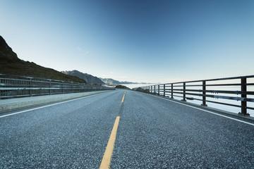 Atlantic Highway E10, Lofoten Islands, Norway