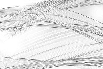 Abstract sketch black white monochrome background like pencil draft on a white canvas using stroke and contrast