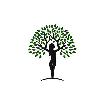 Women Health Logo Template Designs
