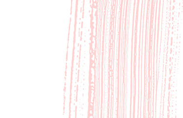 Grunge texture. Distress pink rough trace. Fancy background. Noise dirty grunge texture. Perfect art