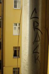 Saint-Petersburg out-of-door. My graffity.  17-Aug-2018