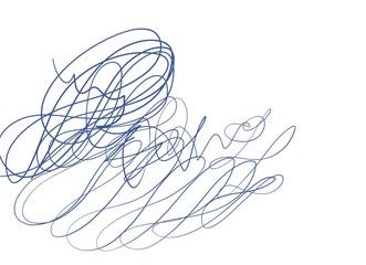Signature Elemente Freie Formen