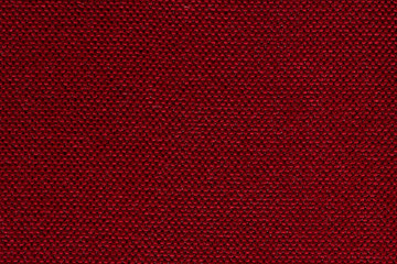 Lush red textile background for your expensive design.