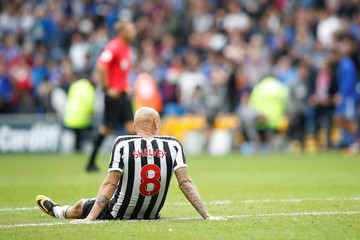 Premier League - Cardiff City v Newcastle United