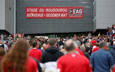 Ligue 1 - Guingamp v Paris St Germain