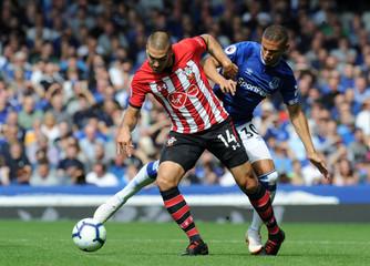 Premier League - Everton v Southampton