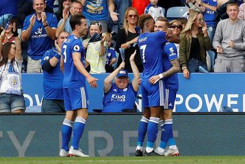 Premier League - Leicester City v Wolverhampton Wanderers