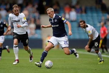 Championship - Millwall v Derby County
