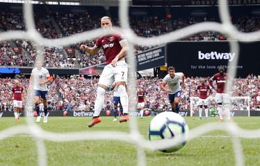 Premier League - West Ham United v AFC Bournemouth