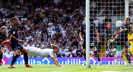 Championship - Leeds United v Rotherham United