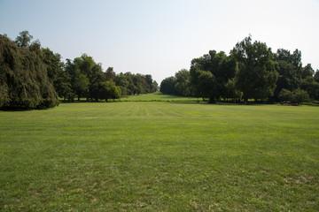 Giardino Villa Reale Monza