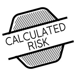 Calculated Risk black stamp