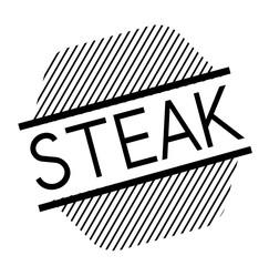 steak black stamp