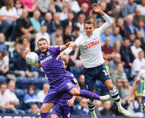 Championship - Preston North End v Stoke City