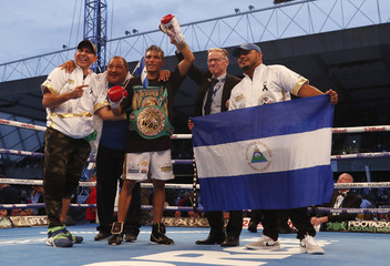 Cristofer Rosales v Paddy Barnes - WBC World Flyweight Title