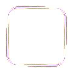 Square frame.