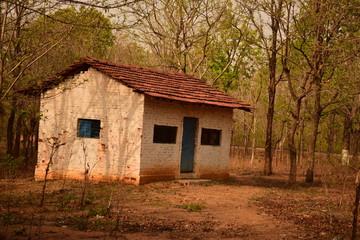 Old Village house image