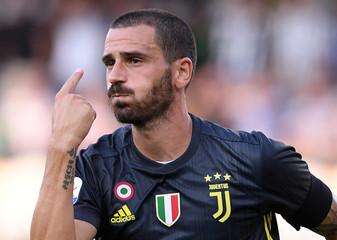 Serie A - Chievo Verona v Juventus