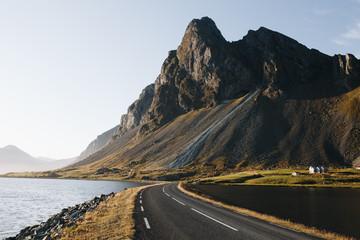 Photo sur Aluminium Pôle Iceland's Mountains