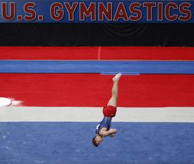 Gymnastics: 2018 U.S. Gymnastics Championships