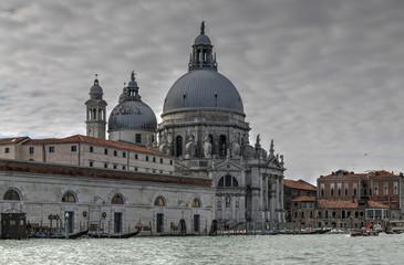 Basilica Santa Maria della Salute - Venice, Italy