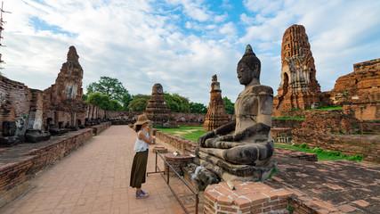 アユタヤ遺跡(Historic City of Ayutthaya)
