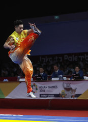 Wushu – 2018 Asian Games – Men's Changquan - Final