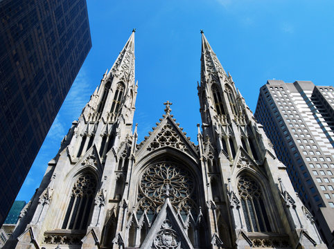 St Patrick's Cathedral NYC