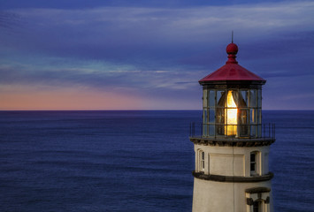 Oregon's Heceta Head Lighthouse
