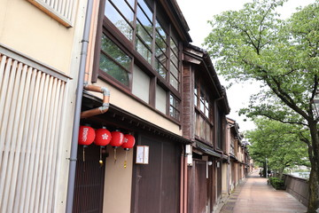 Japanese traditional buildings