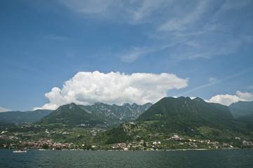Nuvole a Sulzano