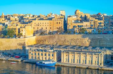 Malta island, history and nature