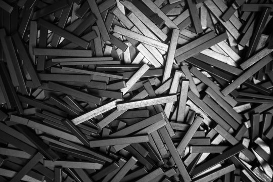 metal patterns for parts production